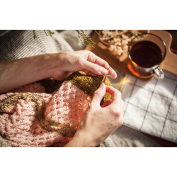 Postikortti - Knitter's Day