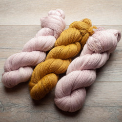 Kakkoslaatusetti - Silky Lace