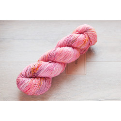 Merino Sock - Flirty Circus