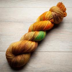 Gold Glitter Sock -...