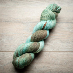 Merino Sock - Salty Air...