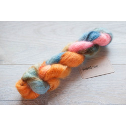 Kid Mohair Silk - Sunset...