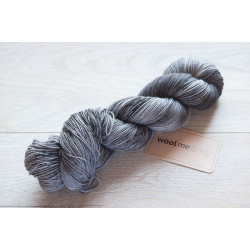 Merino Sock - Grey Rainbow