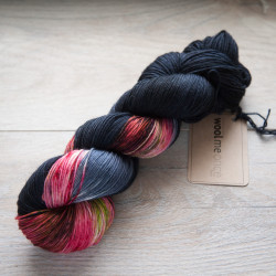 Merino Sock - Expelliarmus