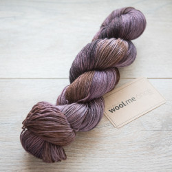 BFL Sock - Blackberry Jam Jam