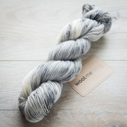 BFL Sock - A Breath of Snow...