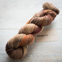 BFL Sock - The Fiery Cross