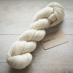 Cotton Tweed - Undyed