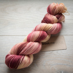 Merino Sock - Prairie Rose