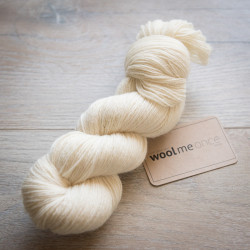 Kaiku Wool - Natural White