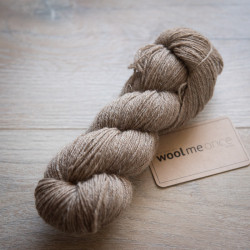 Kaiku Wool - Natural Brown