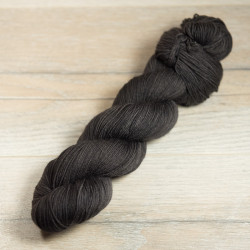 Merino Sock - Mourning Cloak