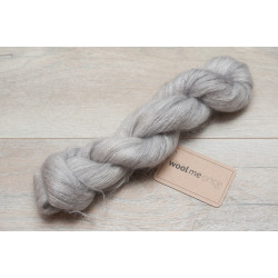 Kid Mohair Silk - Silver...
